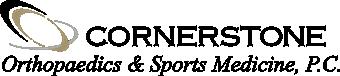 Cornerstone Orthopedics Logo